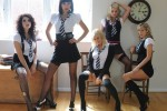 Free porn pics of Sexy St. Trinians Strippers 1 of 1 pics