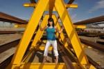 Free porn pics of Everyone loves Bryci- Yellow 1 of 55 pics