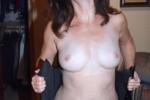 Free porn pics of REDUX stockings hotel voyeur bondage EXPOSED brunette MILF wife 1 of 24 pics