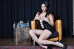 Free porn pics of Sunny Leone Liquor 1 of 77 pics