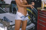Free porn pics of Teanna Kai washes the car 1 of 33 pics