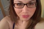 Free porn pics of Brunette Milf Facial Cum Target 1 of 8 pics