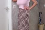 Free porn pics of Nadine skirt 1 of 60 pics