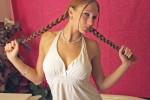 Free porn pics of Victoria Nelson hot hot hot 1 of 48 pics