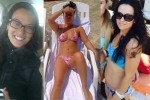 Free porn pics of Amy Stripper Bikini Hardon Girl 1 of 15 pics