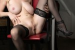 Free porn pics of Mischa has a lovely pair of big tits 1 of 47 pics