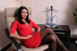 Free porn pics of Macy-Red dress 1 of 77 pics