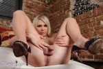 Free porn pics of Ashley George 1 of 49 pics
