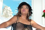 Free porn pics of Substantial Ebony Babe Christie 1 of 193 pics