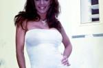 Free porn pics of Alisha Lee White Dress 1 of 18 pics