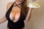 Free porn pics of Samanta Lily big tit messy solo 1 of 76 pics