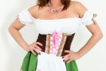 Free porn pics of Tory Lane dressed as a german bar maid 1 of 137 pics