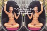 Free porn pics of Sammi G GLX  Thong Bikini Jerk Challenge 1 of 15 pics