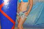 Free porn pics of Erica Campbell - Blue Bikini 1 of 21 pics